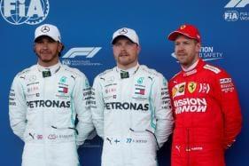 Azerbaijan GP: Bottas Beats Hamilton by 1.5 Seconds, Mercedes Get Record 4th Straight One-Two
