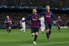 We Put on a Spectacle: Lionel Messi Hails Barcelona's Thumping Win Over Manchester United