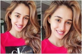 Bharat Actress Disha Patani Ups Hotness Quotient with Her New Selfie, See Here