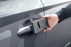 2020 Hyundai Sonata Can be Unlocked Using a Smartphone as Key - Watch Video