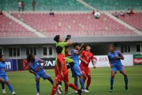 India Women Out of AFC Olympic Qualifiers After 3-3 Draw With Myanmar