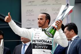 Chinese GP: Lewis Hamilton Wins Formula One's 1000th Race, Mercedes Get One-Two Finish
