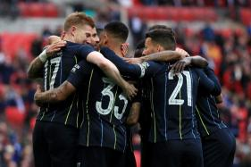 Kevin De Bruyne Says Manchester City Will Struggle to Reach Quadruple Target