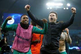 That's Why We Love Football: Pochettino Ecstatic With Tottenham's Dramatic Champions League Win