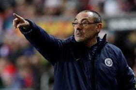 Normal For Title-Chasing Liverpool to be Under Pressure: Chelsea Manager Maurizio Sarri