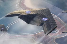 Aviation Tech This Week: A Crazy Shape-Shifter, and the Return of Supersonic Flight