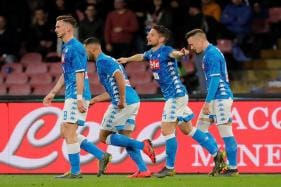 Serie A: Napoli's 1-1 Draw With Genoa Puts Juventus Title Victory on Hold