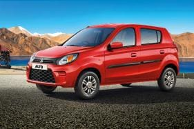 Maruti Suzuki Alto CNG Launched at Rs 4.11 Lakh in India