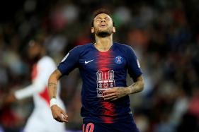 Neymar Admits He Was Wrong to Punch Fan after French Cup Final Defeat