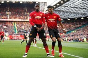 Premier League: Two Pogba Penalties Earn Sluggish Manchester United Win Over West Ham
