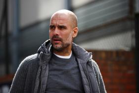 Sorry Guys, I'm a Failure: Guardiola Snaps When Questioned over Champions League Struggle