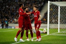 Champions League: Salah Shines as Clinical Liverpool Beat Porto to Reach 2nd Straight Semis