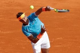 Rafael Nadal Drops 1st Set at Barcelona Open in 4 Years But Advances to Last 16