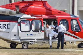 Rahul Gandhi Faces Mid-Air Scare Again While Campaigning, DGCA Orders Probe