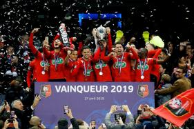 PSG Face Another Meltdown as Stade Rennes Win French Cup on Penalties