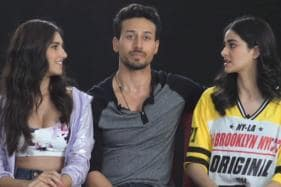 Ananya Panday Gets Candid About Tiger Shroff's Dancing Skills in The Jawaani Song BTS Video