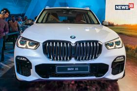 New BMW X5 Launched in India at Rs 72.90 Lakh