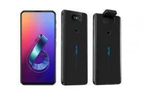 Asus 6Z 128GB and 256GB Variants Going on Sale at 12PM Noon via Flipkart