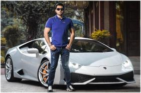 A Sneak Peek Into Naseer Khan's Exotic Car Collection