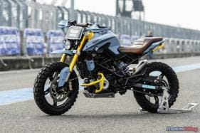 This Modified BMW G310R from Taiwan is the Best Mod-Job You Will See Today