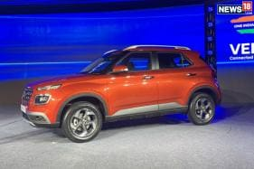 Hyundai Venue Connected SUV Launched in India - Image Gallery