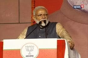 """""""BJP Is Dedicated To The Constitution Of India"""", Says Prime Minister Narendra Modi In His Victory Speech"""