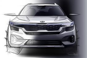 Kia Motors Reveal Sketches of the Upcoming SP2i Compact SUV