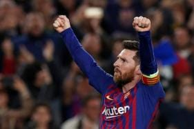 Champions League: Messi Scores Dazzling 600th Goal as Barcelona Beat Liverpool 3-0