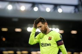 Lionel Messi Was Left at Anfield by Barcelona Team Bus after Shock Champions League Loss to Liverpool