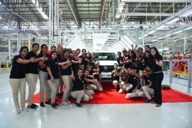 MG Motor India Commences Production of Hector SUV From Gujarat Plant