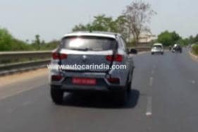 MG eZS Electric SUV Spied Ahead of Upcoming India Launch