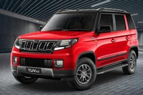 Mahindra TUV300 Facelift Launched in India, Priced at Rs 8.38 Lakh