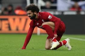Mohamed Salah Out of Liverpool's Champions League Game against Barcelona