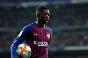 Ousmane Dembele to Miss Barcelona's Champions League Trip to Liverpool with Hamstring Injury