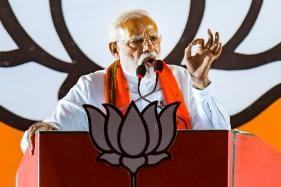 Modi Mocks Oppn's 'Bankruptcy' in Vision for India, Says First Time That Prime Minister is Also Poll Issue