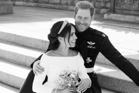 Meghan Markle, Prince Harry Share a Heart-Warming Video to Mark First Wedding Anniversary
