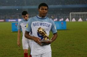 Rhian Brewster, Golden Boot Winner of U-17 World Cup in India, to Start for Liverpool vs Barcelona