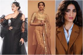 From Gowns to Pantsuit, Sonam Kapoor Knows How to Nail it Like a True Fashionista