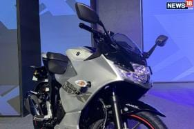 New Suzuki Gixxer SF 250 & SF 150 Launched in India - Image Gallery
