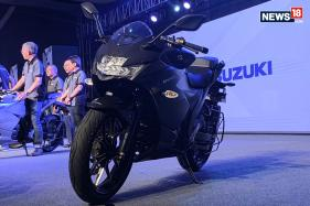 Suzuki Gixxer SF 250 and SF 150 Launched In India, Prices Start at Rs 1.08 Lakh