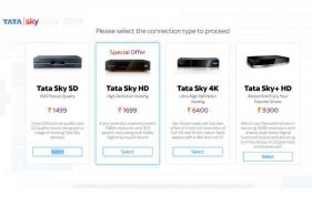 Tata Sky Slashes Prices of SD and HD Boxes, And Now You Can Also Buy Them From a Store
