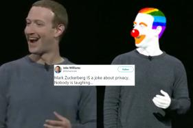 Mark Zuckerberg Made a Joke About Facebook's Privacy Issue But No One is Laughing