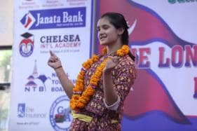 Remember the Nepali Girl Who Danced for 126 Hours? She Just Got Honoured By Her PM