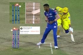 Out or Not Out? Dhoni's Dramatic Dismissal in IPL Final Leaves Twitter Divided