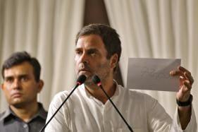 Govt Using ED, CBI to 'Character Assassinate': Rahul Gandhi Backs Chidambaram