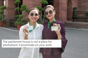 Sexist Indians Can't Handle Tollywood Stars-Turned-MPs Mimi and Nusrat Dressing Up for Parliament