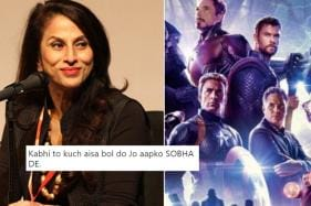 Shobhaa De Calls Avengers: Endgame 'One of the Most Boring Films Ever', Netizens Are Furious