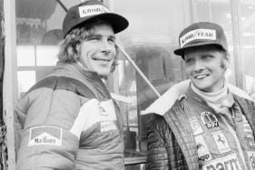 The Rush Rivalry: The Immortalised Story of Niki Lauda and James Hunt