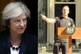 Move Over Theresa May, Internet Has Already Chosen UK's  Next Leader and It's 'Podium Guy'