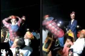 Hilarious Video of Man Doing 'Naagin Dance' on Groom's Horse Takes Twitter by Storm